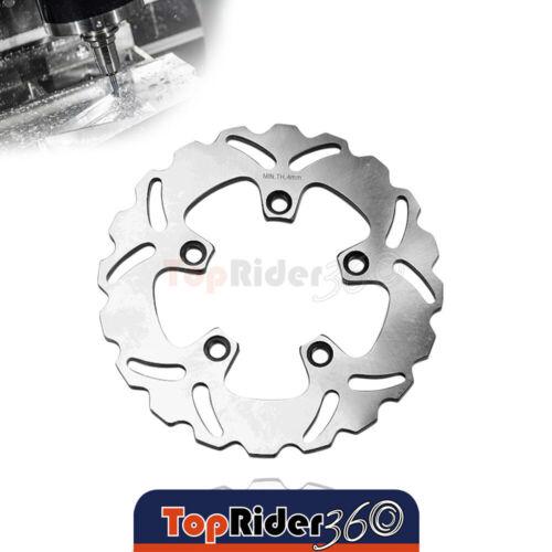 Brake Disc Rotor Rear x1 For SUZUKI GSX-R 600 97-14 98 99 00 01 02 03 04 05