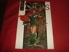 MORE THAN MORTAL : SAGAS #1 Romano Molenaar Variant Liar Comics 1998 NM