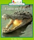 Gator or Croc? by Allan Fowler (Paperback / softback)