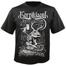 KORPIKLAANI - BLACKSMITH  T-SHIRT Size/SIZE XXL NEW+