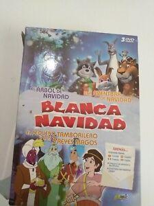 Dvd-lote-trilogia-blanca-navidad