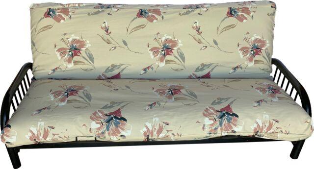 Canvas Twin Size Futon Mattress Covers