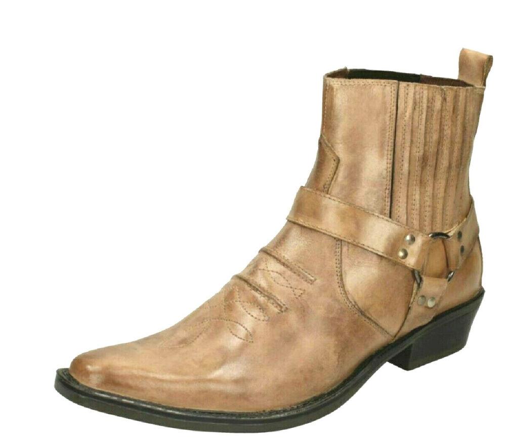 'hommes Maverick' Bottines Cowboy - A3r003