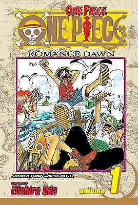 1 of 1 - One Piece: v. 1-ExLibrary