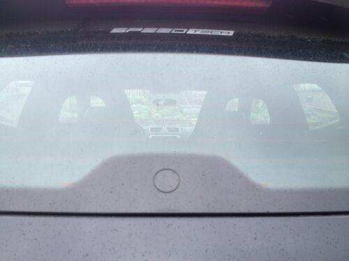 Heckwischer Capot bouchon de verre veritable verre Clean Vitre Arrière Polo 6r Bj 09-GTI