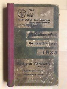 Einwohnerbuch-Adressbuch-der-Kreishauptstadt-Speyer-von-1935