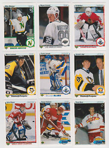 1990-91-Upper-Deck-High-Series-Hockey-Cards-401-550-Pick-From-List