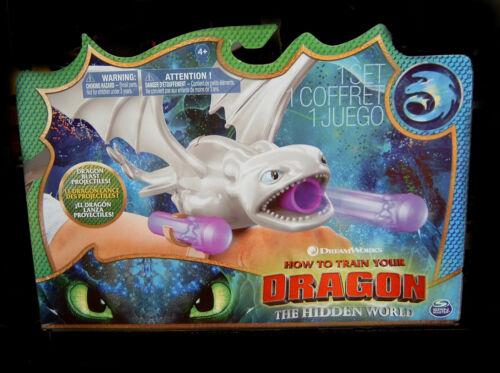 Light Fury Wrist Launcher NEU//OVP Hidden World Die geheime Welt Dragons 3