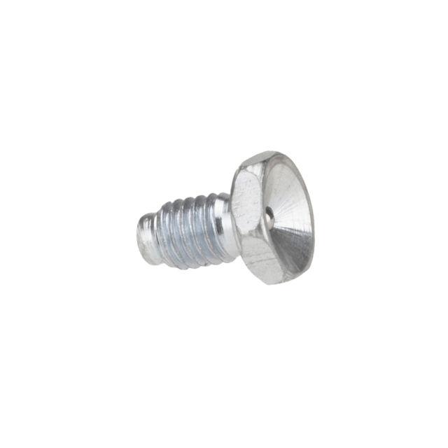 M3 x 0,5 [10 Stück] DIN 3405 D1 Trichterschmiernippel Stahl verzinkt