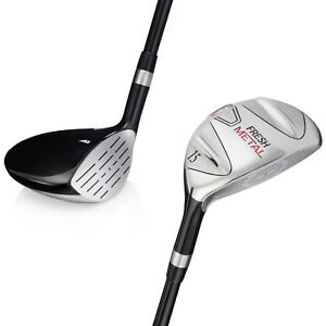 Founders-Fresh-Metal-Golf-Clubs-Fairway-Woods-Graphite-Shaft-Pick-Flex-amp-Loft