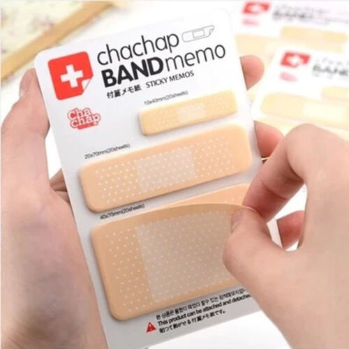 Love Bandage  Sticker Bookmark Memo Index Tab Point Marker Flags Sticky Notes
