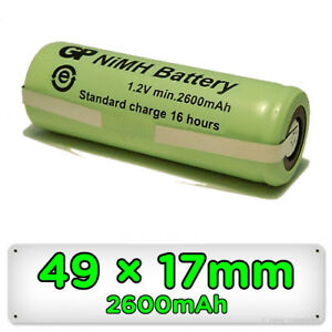 Details about Toothbrush Replacement Battery for SOME Braun Oral B Type 3761 3762 3764 models