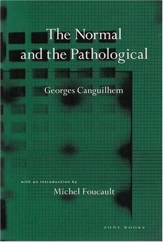 The Normal and the Pathological, Canguilhem, Georges, Very Good Book