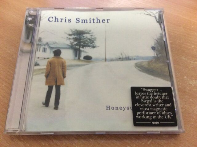Chris Smither - Honeysuckle Dog (2005) CD ALBUM C8