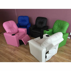 kid lounge furniture. Delighful Furniture Image Is Loading KidReclinerSofaChildrenKidsLoungeChairpu To Kid Lounge Furniture E