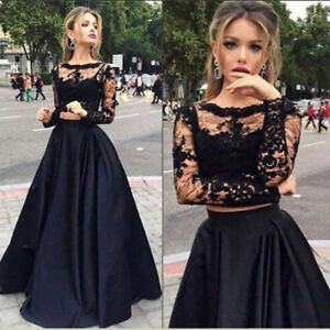 Image Is Loading Formal Wedding Bridesmaid Long Evening Party Ball Prom