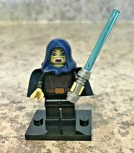 Genuine-LEGO-STAR-WARS-Minifigure-Barriss-Offee-Complete-sw0379