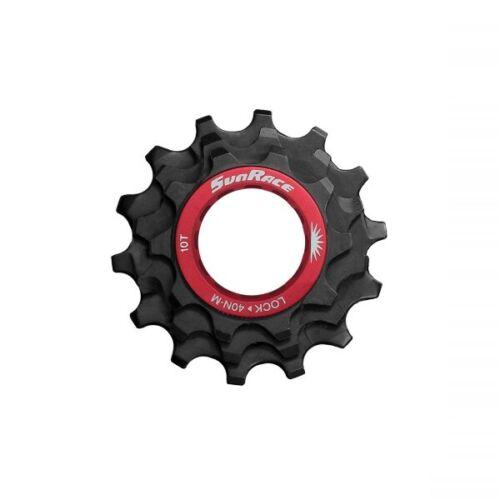 kit per 12 velocita ghiera 3 pignoni sram xd nero 525269041 SUNRACE bicicletta