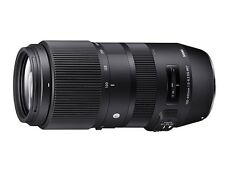 Sigma 100-400mm f5-6.3 Contemporary DG OS HSM lens - SIGMA Fit (UK Stock) BNIB