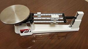Ohaus Triple Beam Balance 2610 Gram Scale 700 800 Series