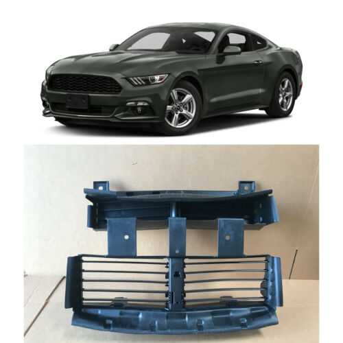 Front Grille Radiator Shutter for 2015 2016 Ford Mustang FR3Z8475A w//o actuator