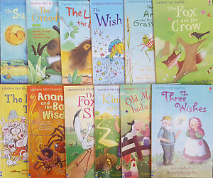 Usborne-Very-First-Reading-Level-1-amp-2-28-Books-New-Free-P-amp-P