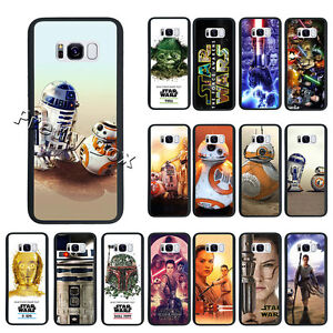 size 40 baaba 3c863 Details about BB8 Rey R2D2 Star Wars Phone Case Cover For Samsung S8/9+  S10+ S10e Note 8/9