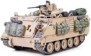 Tamiya 1:3 5 M113a2 Apc Desert Storm Maquette En Plastique 35265 Tam35265