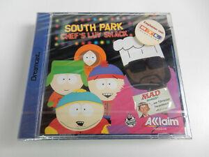 South Park - Chef´s Luv Shak für Sega Dreamcast - CIB - Neu in Folie !