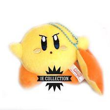 KIRBY GIALLO CON STELLA PELUCHE pupazzo plush Adventure yellow jaune star etoile