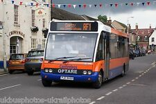 Centrebus PJZ9450 Oakham July 2012 Bus Photo
