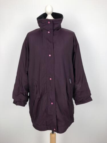 Patagonia Lined Parka Coat Fleece Womens Vintage gnpOqwfWxd