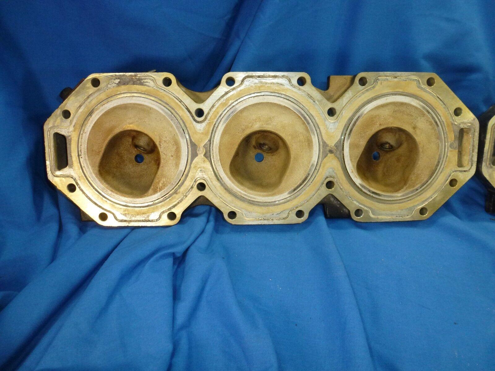 Port & Mercury Starboard Zylinderkopf Mercury & 200 hp Optimax Pn : 850275-c2 & 850278-c4 fc2206