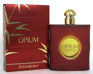 Opium-by-Yves-Saint-Laurent-EDT-Spray-3-oz-90-ml-for-Women-No-Cellophane