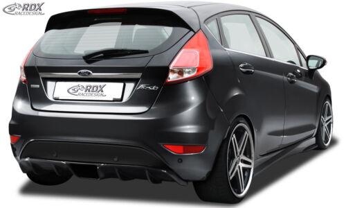 "RDX Seitenschweller FORD Fiesta MK7 JA8 JR8 Schweller /""Turbo-R/"" Set Spoiler"