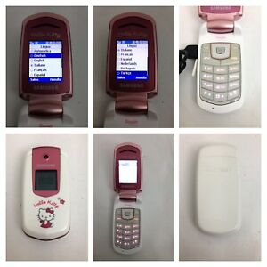 CELLULARE-SAMSUNG-SGH-E2210B-HELLO-KITTY-GSM-SIM-FREE-DEBLOQUE-UNLOCKED
