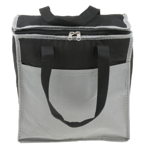 15L Lunch Box Insulated Lunch Bag Cooler Tote Bag Men Women Camping Picnic
