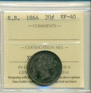 N-B-ICCS-1864-20-cents-EF-40-XYG-544