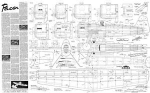 Bien Informé Pacer Ligne De Contrôle Team Racer Plan-afficher Le Titre D'origine