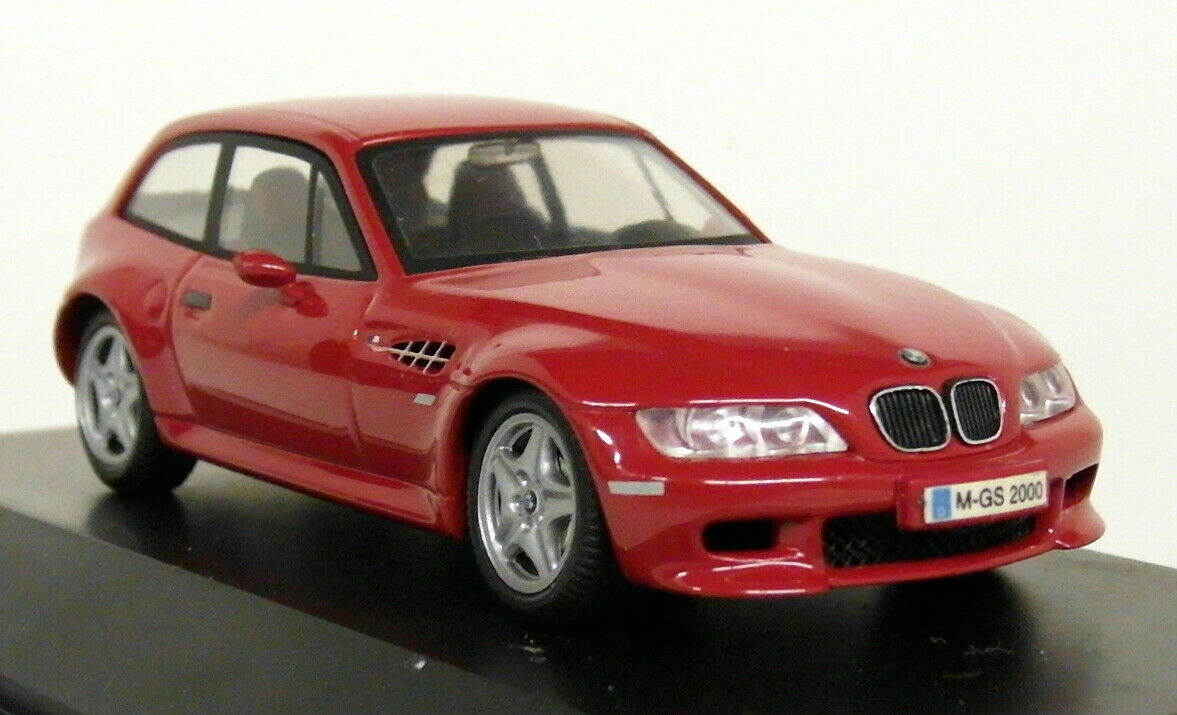 Schuco 1 43 Scale - BMW M Coupe e36 8 3.2 Red Dealer Box Diecast model car