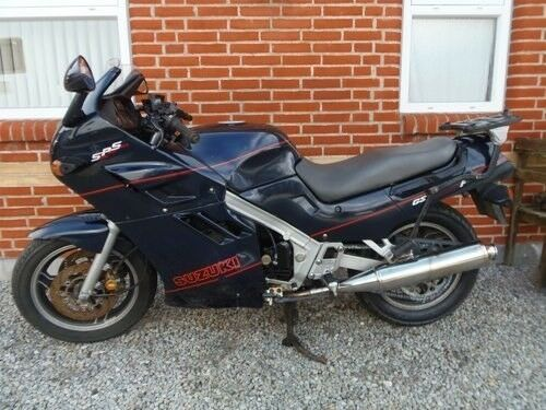 Suzuki, GSX 1100 F, ccm 1100