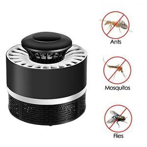 Anti-Moustique-Piege-a-LED-USB-Repulsif-Insecte-Volants-ete-piqures-Lampe-FR