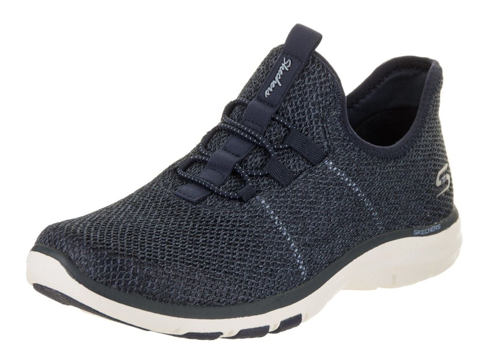 Skechers Women's Galaxies - on-Air Navy Casual shoes 6 Women US