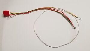 kib k101 pigtail wiring harness for kib monitor panel s ebay rh ebay com