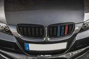 Salberk Black High Shiny Kidneys BMW 3er E91 Touring Vfl 9001DLF M Colors