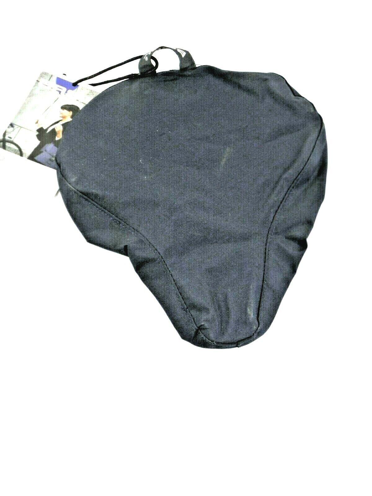 BASIL Go GRAU Sattelbezug Sattelüberzug Wasserabweisend grey saddle cover