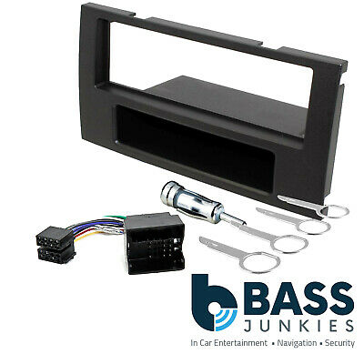 Fusion Fascia Panel Steering Control Aerial for Ford Fiesta Stereo Fitting Kit