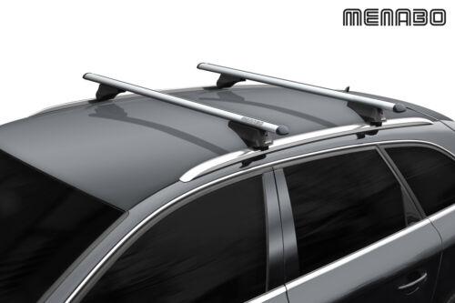 Barre Portatutto Portapacchi SEAT ALTEA XL 2009/> TIGER 120 Menabo/' Alluminio