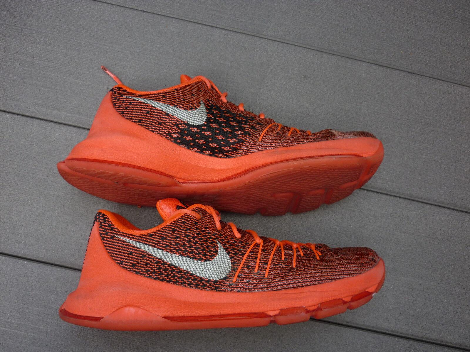 online store 705ae 4bb2b ... Nike KD 8 8 8 VIII Camaro V8 Bright Crimson 749375-610 Men s Sz 11 ...