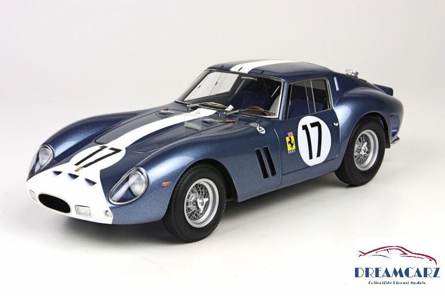 BBR FERRARI 250 GTO Le Mans 1962 1 18 BBR1808-Limited 200 pcs